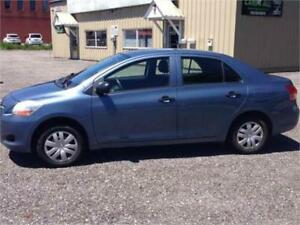 2008 Toyota Yaris-great car for comute-gas saver-comes certified