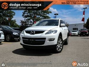 2007 Mazda CX-9 GT+LEATHER+POWER SUNROOF+AWD+MORE
