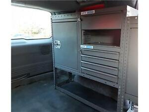 2009 Chevrolet Uplander  VAN WORK READY SHELVES | ROOF RACK Oakville / Halton Region Toronto (GTA) image 9