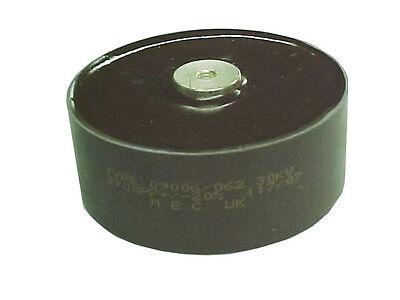 M. E. C. Type 09006062 2700pf 20 30kv Doorknob Capacitor