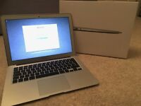 "Apple MacBook Air 13"", Mid 2012, Intel 1.8GHz Core i5, 4GB RAM, 256GB HD, Excellent condition"