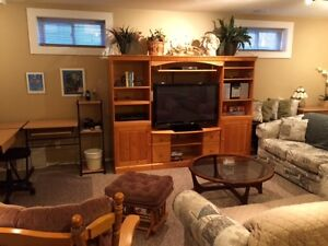 Private Basement Suite - now available!