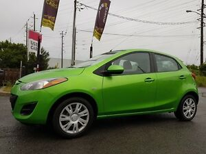 2013 Mazda MAZDA2 GX, AUTOMATIC, ONLY 46904 KMS