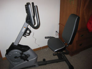 Gold's Gym Cycle Recumbent Bike