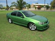 2004 Ford Falcon BA MkII XR6 5 Speed Manual Sedan Alberton Port Adelaide Area Preview