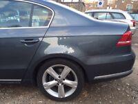 VW PASSAT 2.0 DIESEL 2011 START STOP MANUAL
