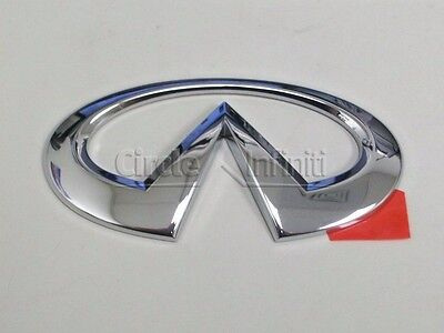 New OEM Infiniti I30 Rear Emblem Logo Badge 2000-2001