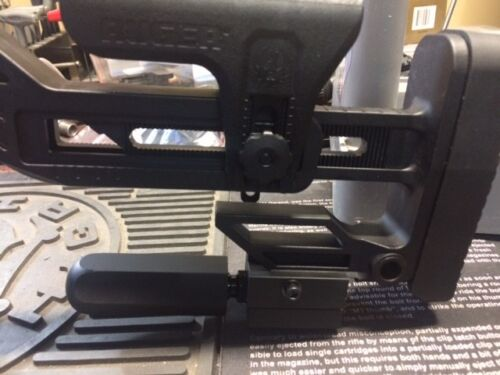 Bolt Action rifle Folding Monopod picatinny Rail mount T.S.W.
