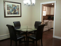Centrally located top floor condo - Furnished - All included