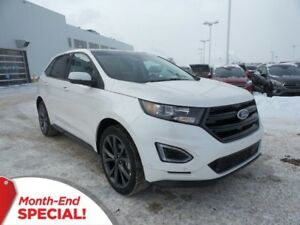 2018 Ford Edge Sport AWD - Panoramic Roof, Nav, Remote Start