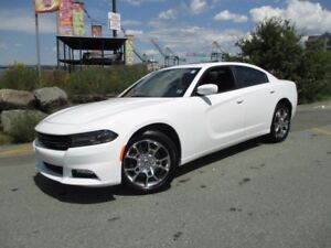 2016 Dodge CHARGER SXT ALL WHEEL DRIVE REDUCED TO $28980!!! (3.6