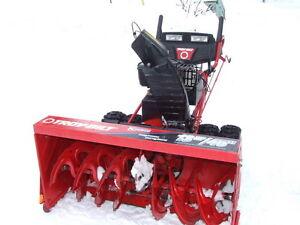 45 inch Troy Bilt Snow Blower