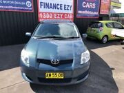 2008 Toyota Corolla ZRE152R Ascent Blue 4 Speed Automatic Hatchback Cardiff Lake Macquarie Area Preview