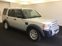 2005 LAND ROVER DISCOVERY 3AUTOMATIC 2.7 TDV6 HSE DIESEL 4X4.7 SEATS-FULL SERVICE HISTORY