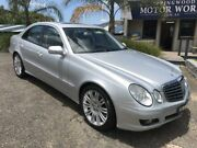 2009 Mercedes-Benz E280 211 MY07 Upgrade Elegance Silver 7 Speed Automatic Sedan Springwood Blue Mountains Preview