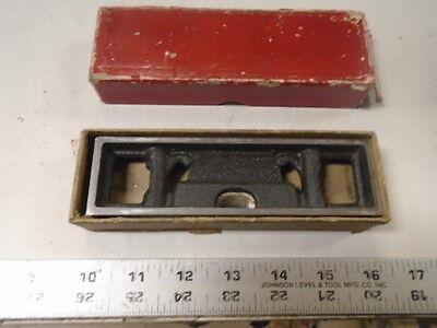 Machinist Tools Lathe Mill Machinist Starrett Machinist Level In Box