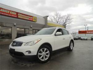 2010 INFINITI EX-35  AWD  **SUNROOF +LEATHER**