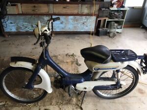 Honda Moped PC50 1970