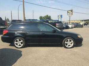 2005 Subaru Legacy i Limited LEATHER MOON ROOF HTD SEATS ROOF