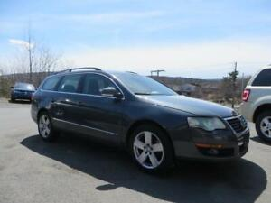 119 BI WKLY OAC 2009  Passat Wagon HIGHLINE! NAVIGATION, LEATHER