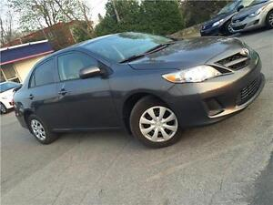 2011 Toyota Corolla CE AIR CLIMATISE 120,000KM SEULEMENT
