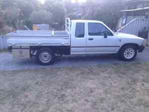 97 toyota hilux extracab ute Kwinana Town Centre Kwinana Area Preview