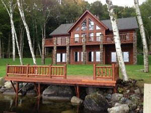 Executive Waterfront Year Round Home