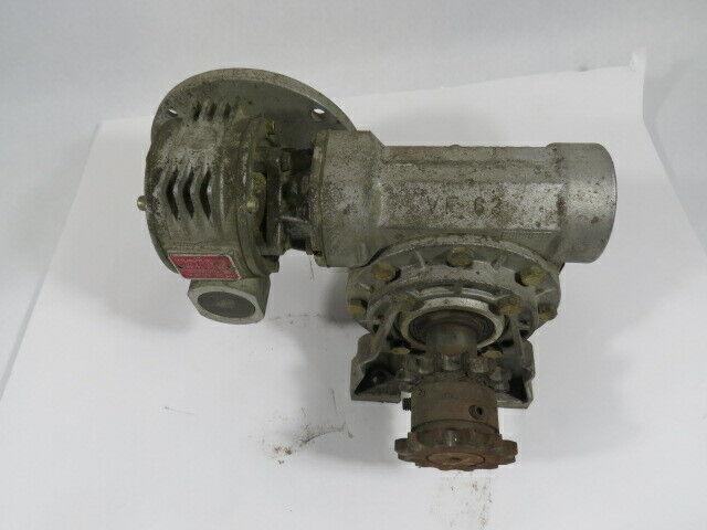 Bonfiglioli MVF63A Gear Reducer w/MVF44/P INCH  USED