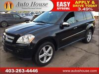 2009 MERCEDES BENZ GL320 BlueTEC DIESEL NAVI BACKUP CAM 7 SEATER