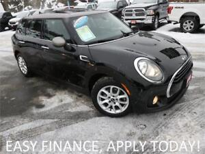 2017 MINI Cooper Clubman ALLOYS! HEATED LEATHER! PANO ROOF! A/C!
