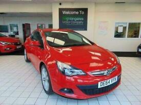 image for 2014 Vauxhall Astra GTC 2.0 CDTi SRi (s/s) 3dr Coupe Diesel Manual