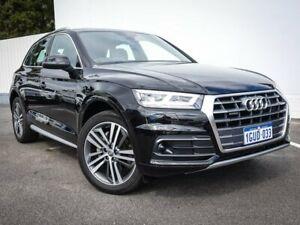 2018 Audi Q5 FY MY18 TDI Tiptronic Quattro Sport Black 8 Speed Sports Automatic Wagon Maddington Gosnells Area Preview