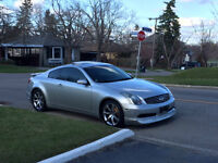 2003 Infiniti G35 Coupe 6MT Sport brembo package 300HP