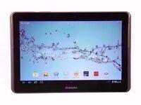 Samsung Galaxy Tab 2 10.1in - Silver BOXED 0101/18101/00