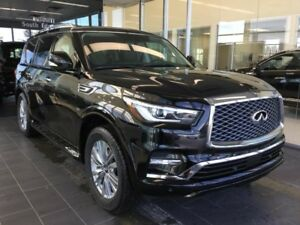 2018 Infiniti QX80 LUXURY PACKAGE