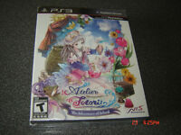 ATELIER TOTORI LIMITED EDITION PLAYSTATION 3 NEUF SEALED