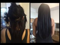 LUXURY HAIR EXTENSIONS $370+