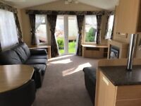 Willerby Salisbury 35 x 12/2bed Central Heating, double glazing and patio doors
