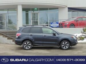 2018 Subaru Forester Touring | POWER DRIVERS SEAT | REAR SPOILER