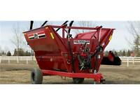 New Jiffy round and square bale spreaders/processors for sale!