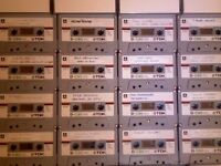 TDK D C90 CASSETTE TAPES x 16 JOB LOT W/ CASES : USED. 1982 ISSUE. See images for many other offers.