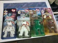 Beanie Babies International Bears Mcdonalds (4)