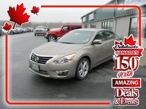 2014 Nissan Altima TECH PACKAGE ( CANADA DAY SALE!) NOW $15,950