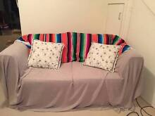 Free 2 seater sofa with great cushioning Leichhardt Leichhardt Area Preview