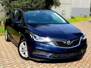 2018 Holden Astra BL MY18 LS+ Blue 6 Speed Sports Automatic Sedan Dingley Village Kingston Area Preview
