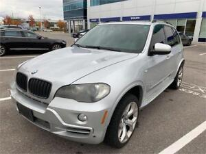 2008 BMW X5 AWD**ACCIDENTS**LOADED