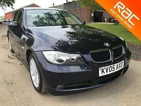 2005 BMW 320 2.0 i SE, 6 Speed, Dark Blue, FSH, Superb