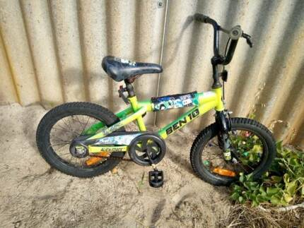 ben 10 kid bike 16 inch wheel