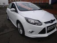 64 FORD FOCUS TDCI ZETEC S DIESEL £20 A YEAR ROAD TAX