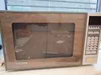 Thorn microwave oven